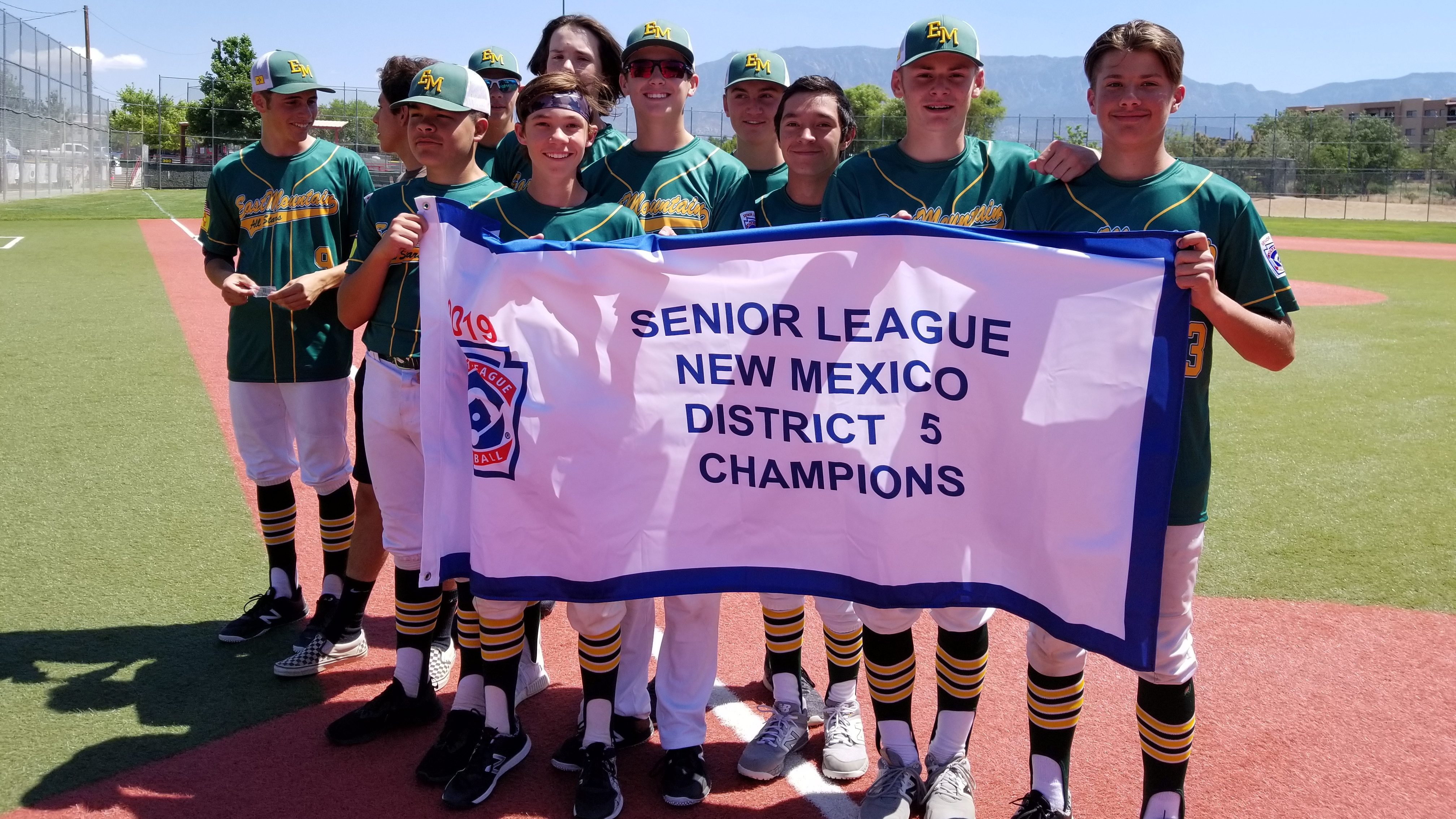 East Mtn. Little League teams faring well at district All-Star tournaments