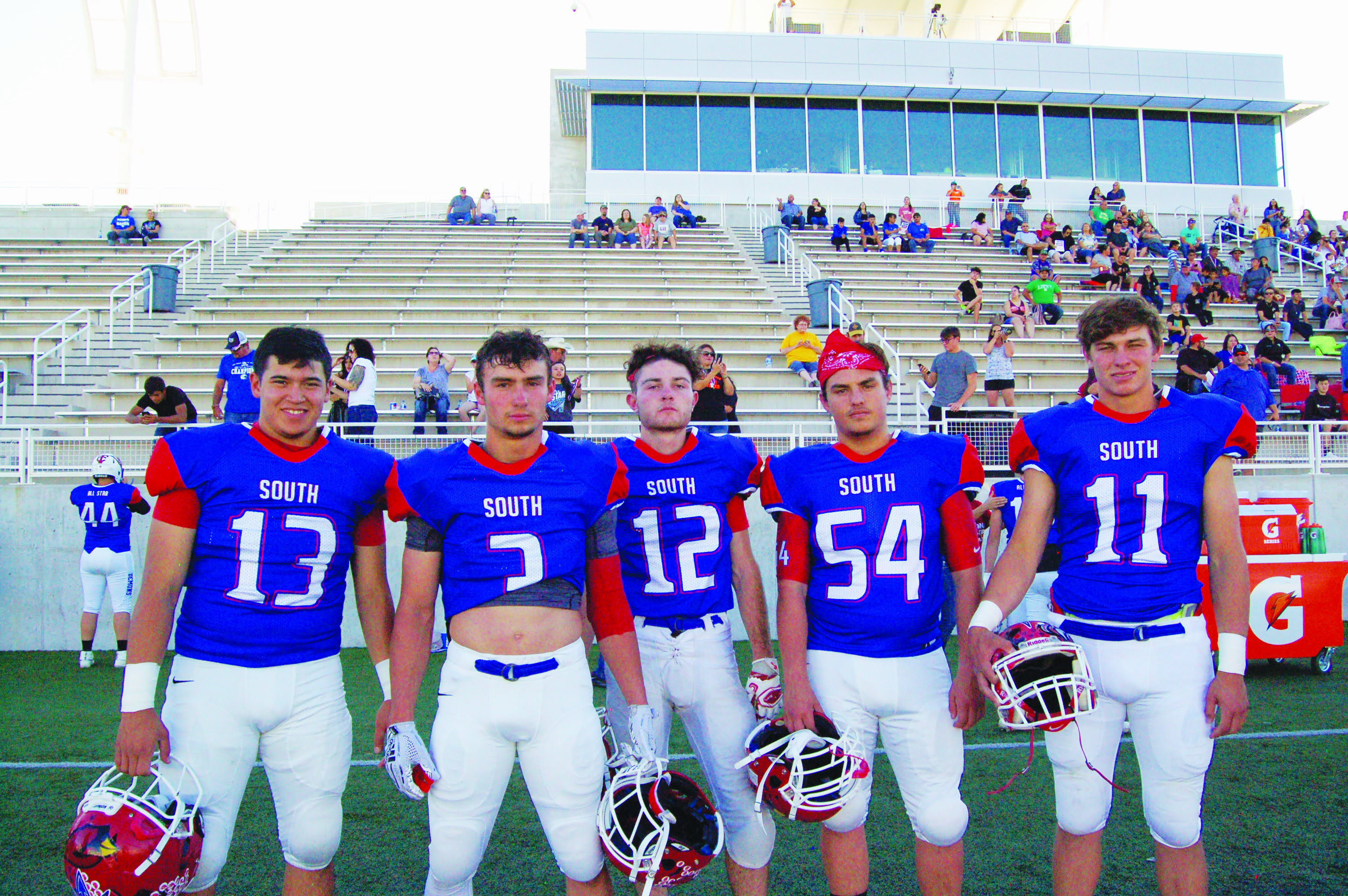 Annual North/South All-Star games: 'the cherry on top' for recently graduated high school athletes