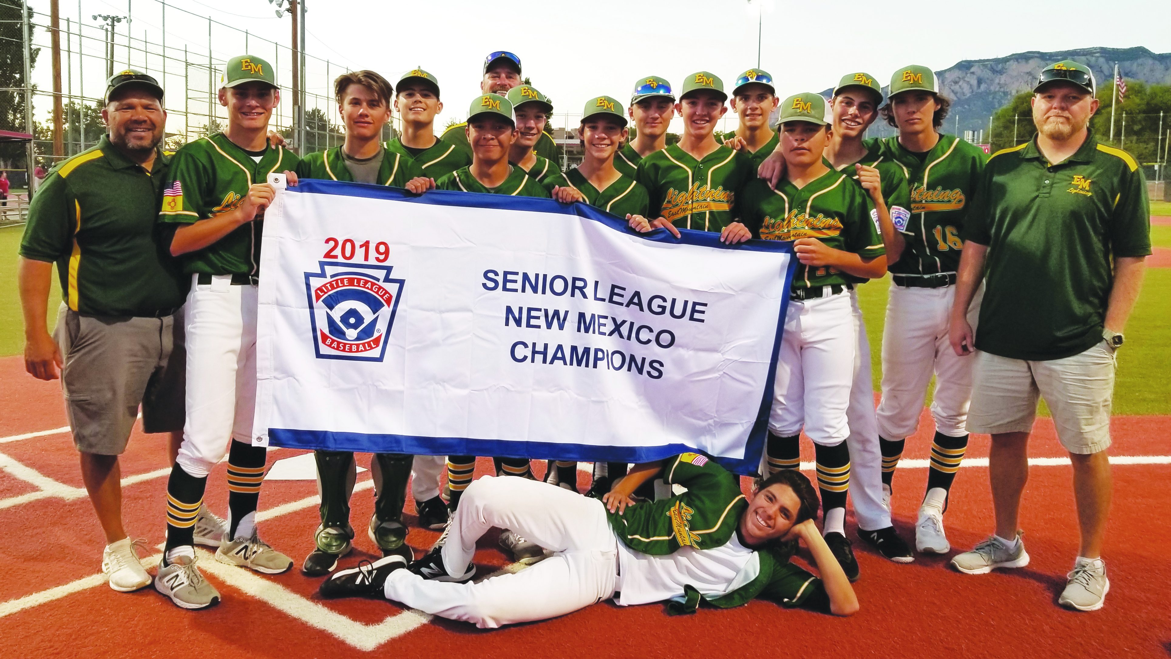 East Mountain Little League Senior All-Stars capture first-ever state championship