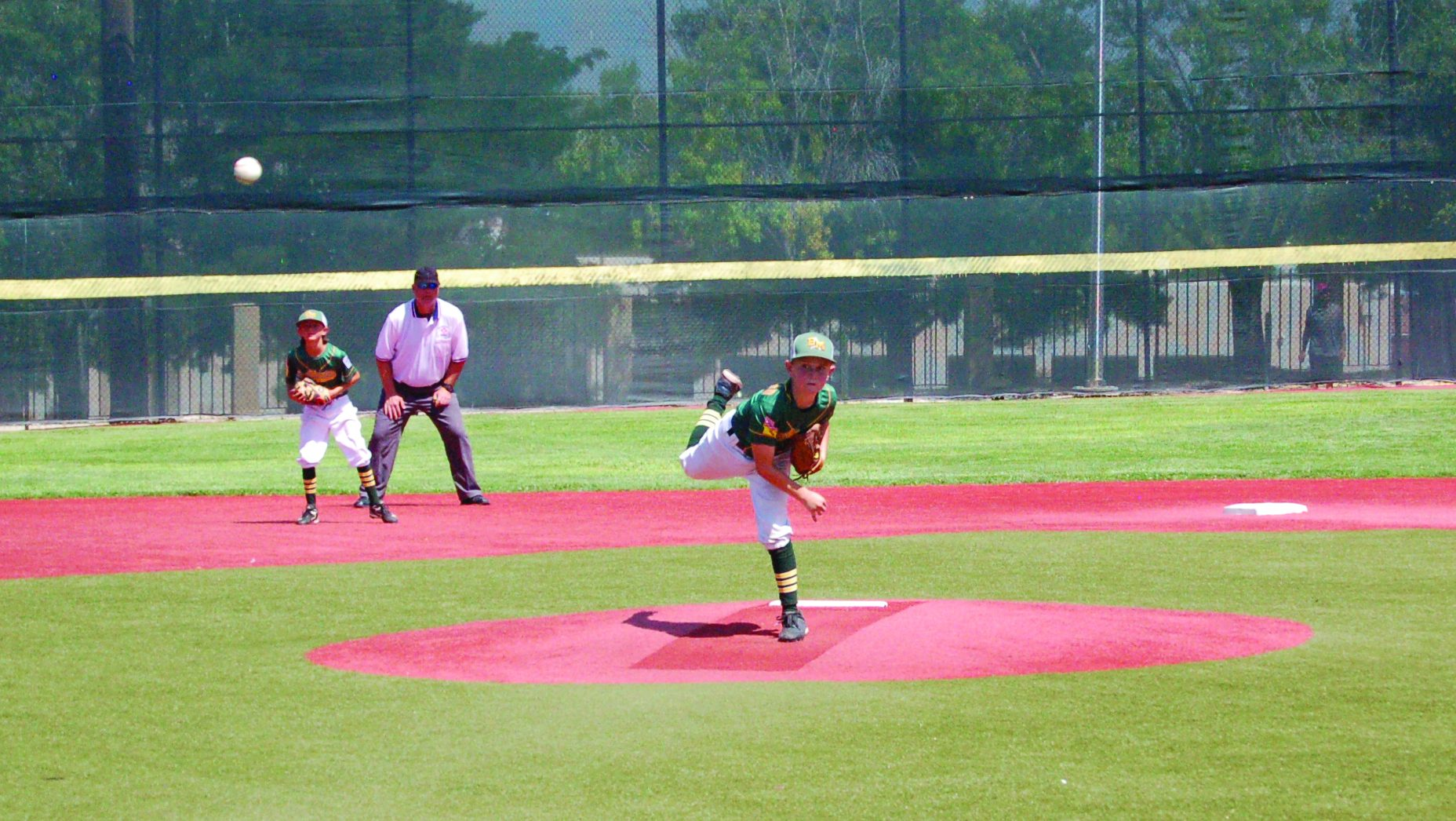 East Mountain Little League 8-10 All-Stars put up good fight before coming up short in state tourney