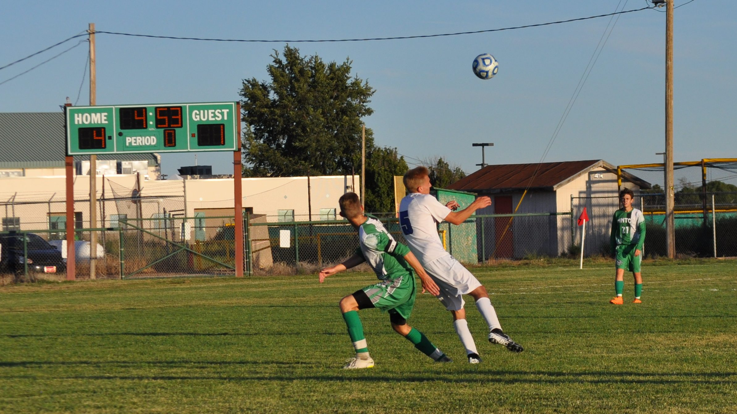 Arguello's hat trick helps lift Moriarty over East Mountain