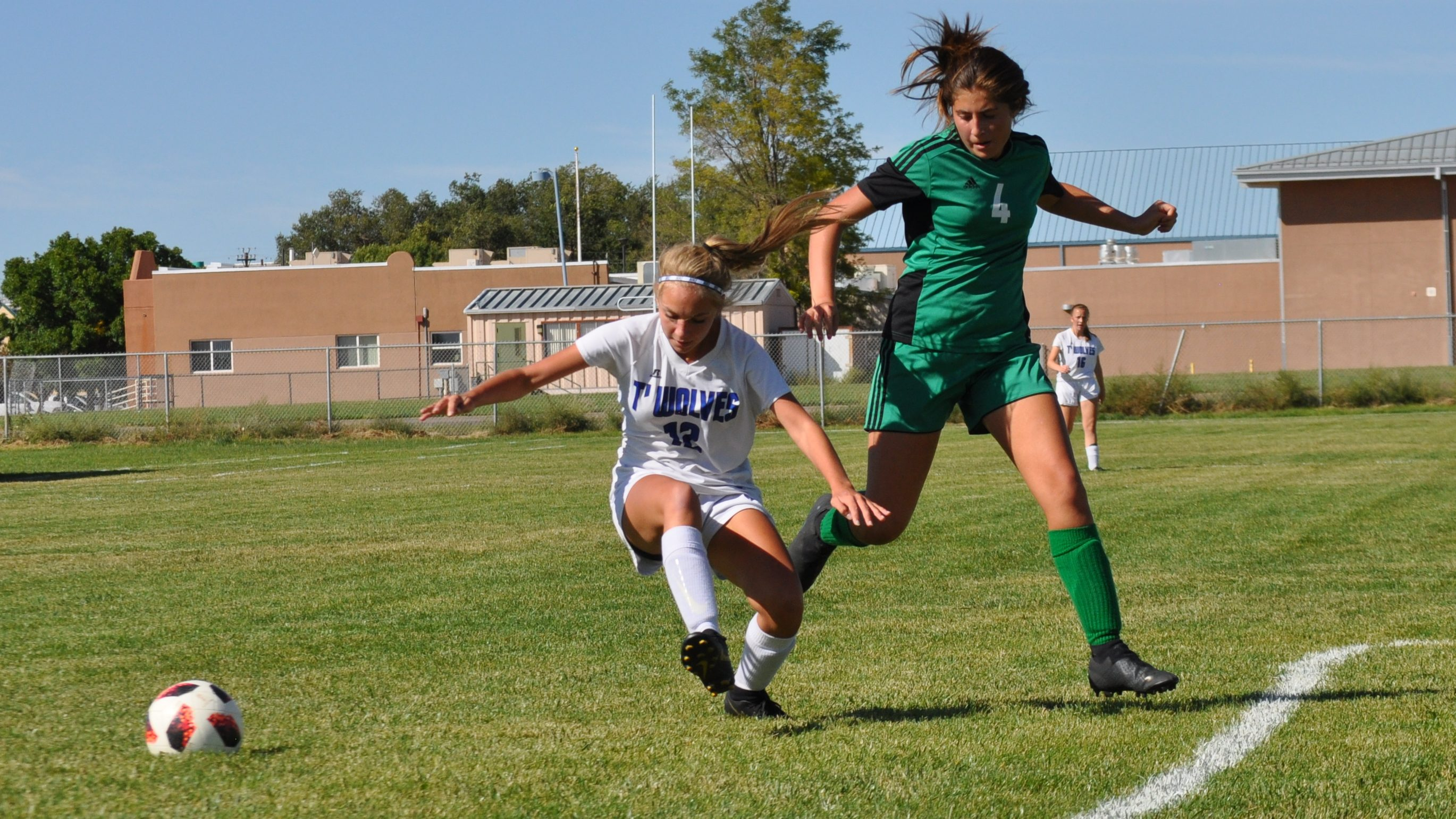 East Mountain girls soccer does 'just enough' to outlast Lady Pintos