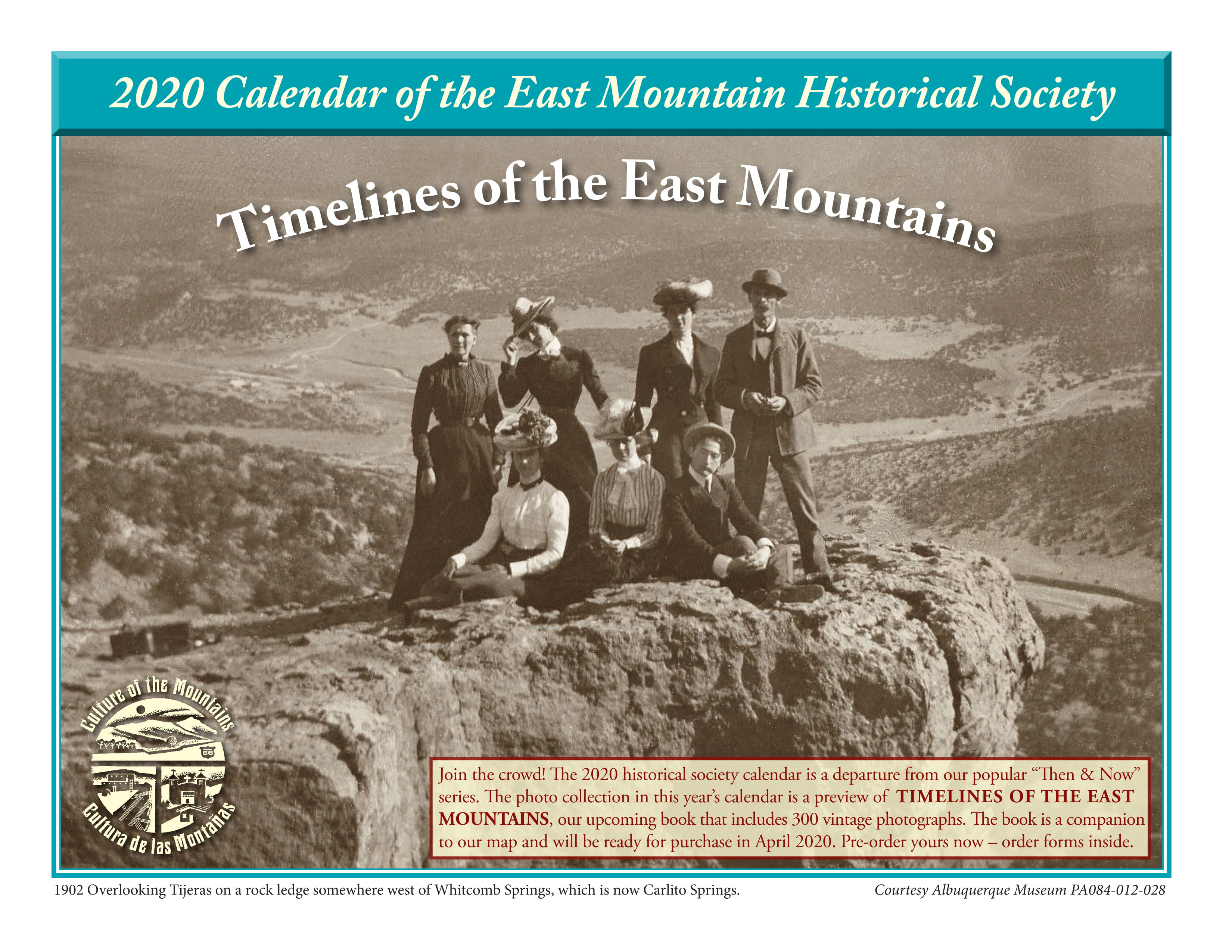 2020 historical calendar available at local outlets