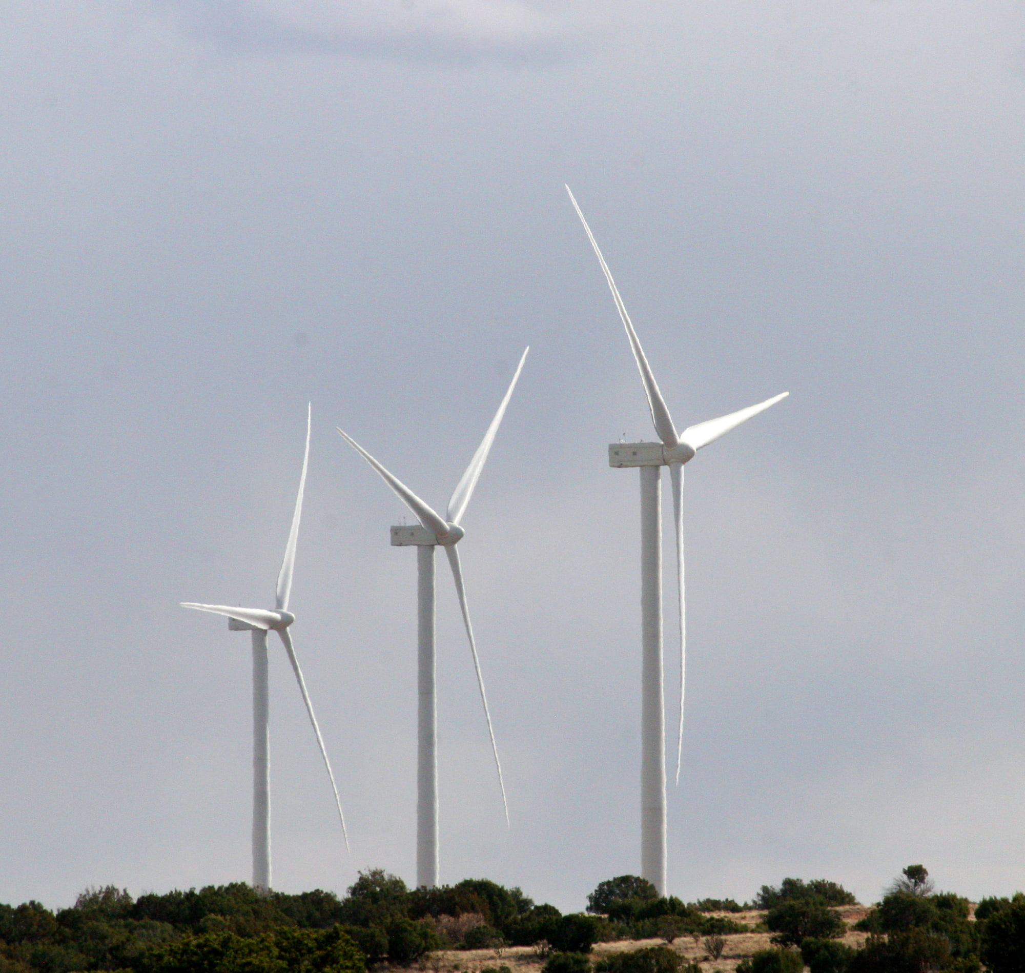 Torrance County approves $385 million bond for wind farm