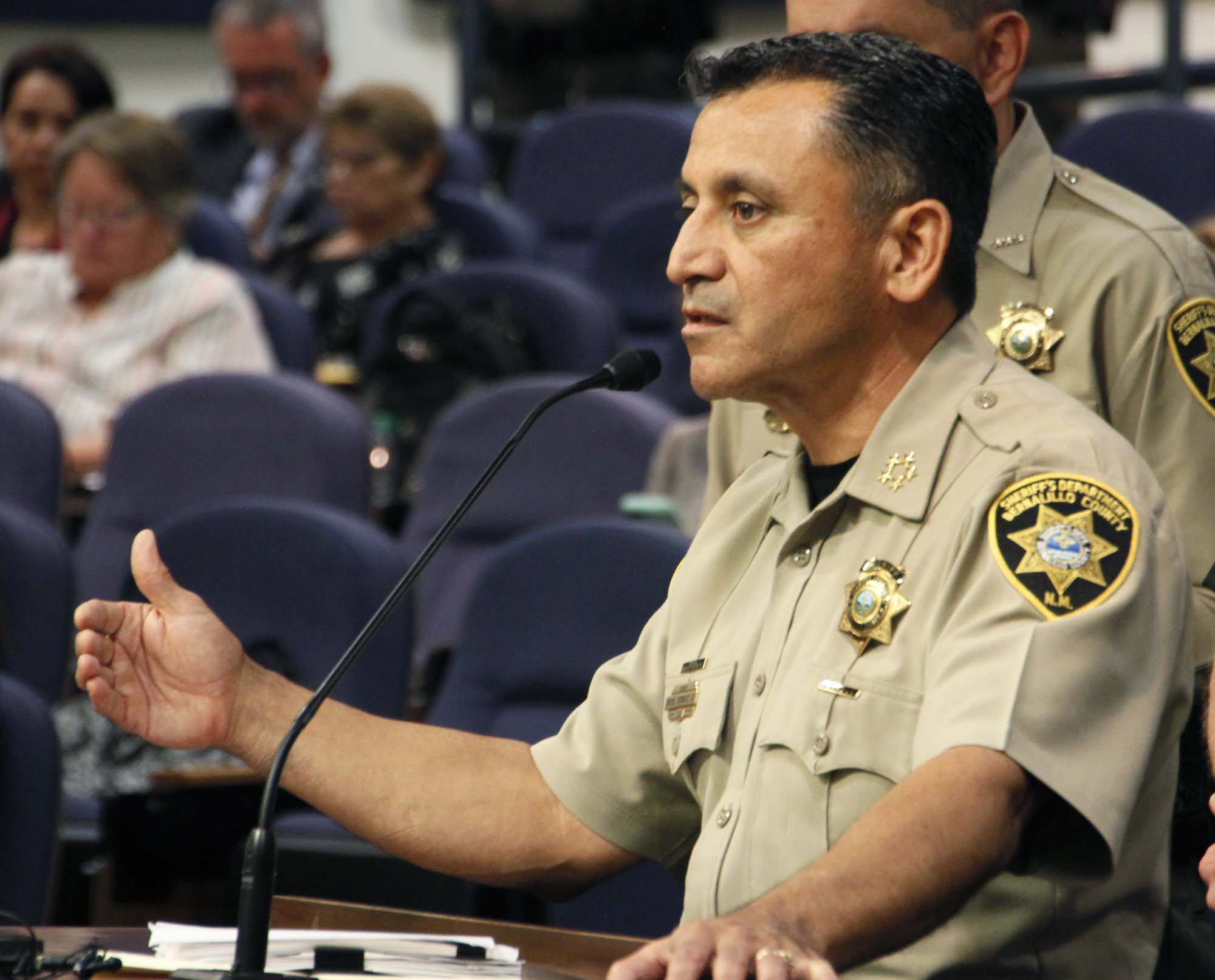 Commission recommends lapel cams for BCSO