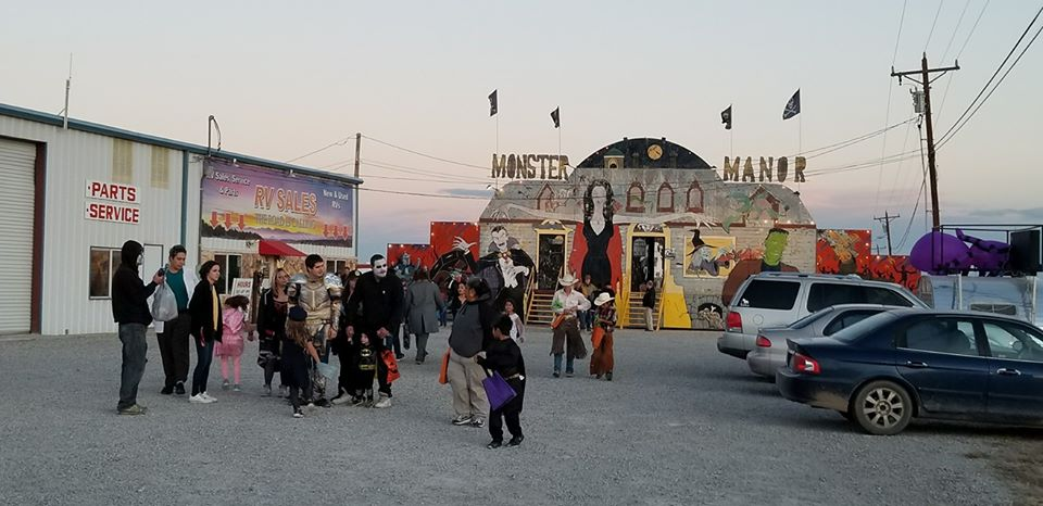 Trick-or-Treat Trailer-to-Trailer event in 28th year