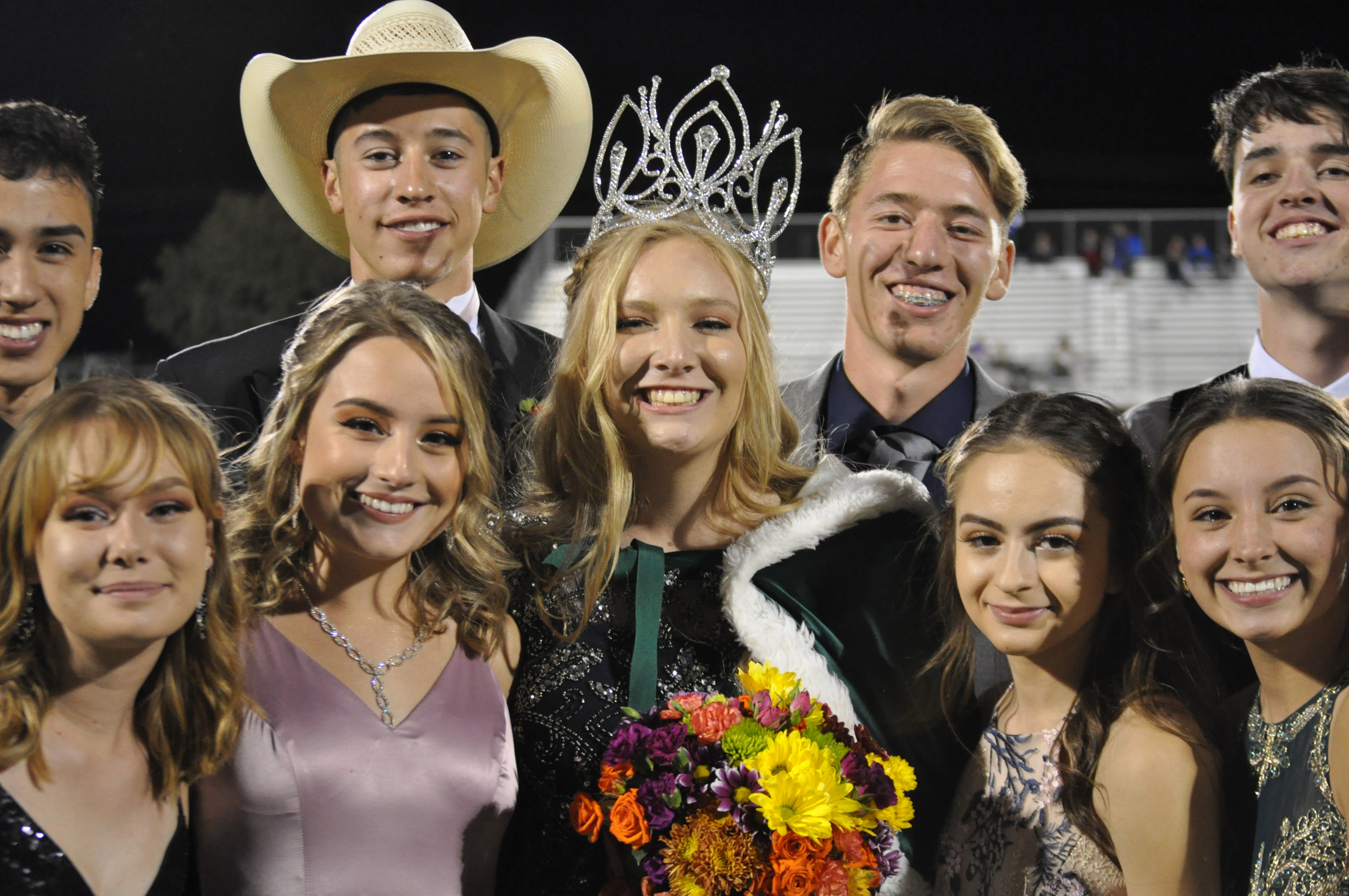 Moriarty gets past Hot Springs 20-13 in homecoming win