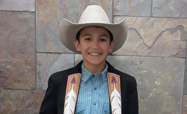 Edgewood tween headed to World Finals Rodeo