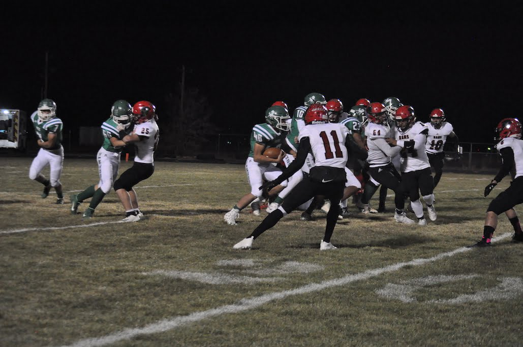 Pintos put up a good fight before coming up short against Portales