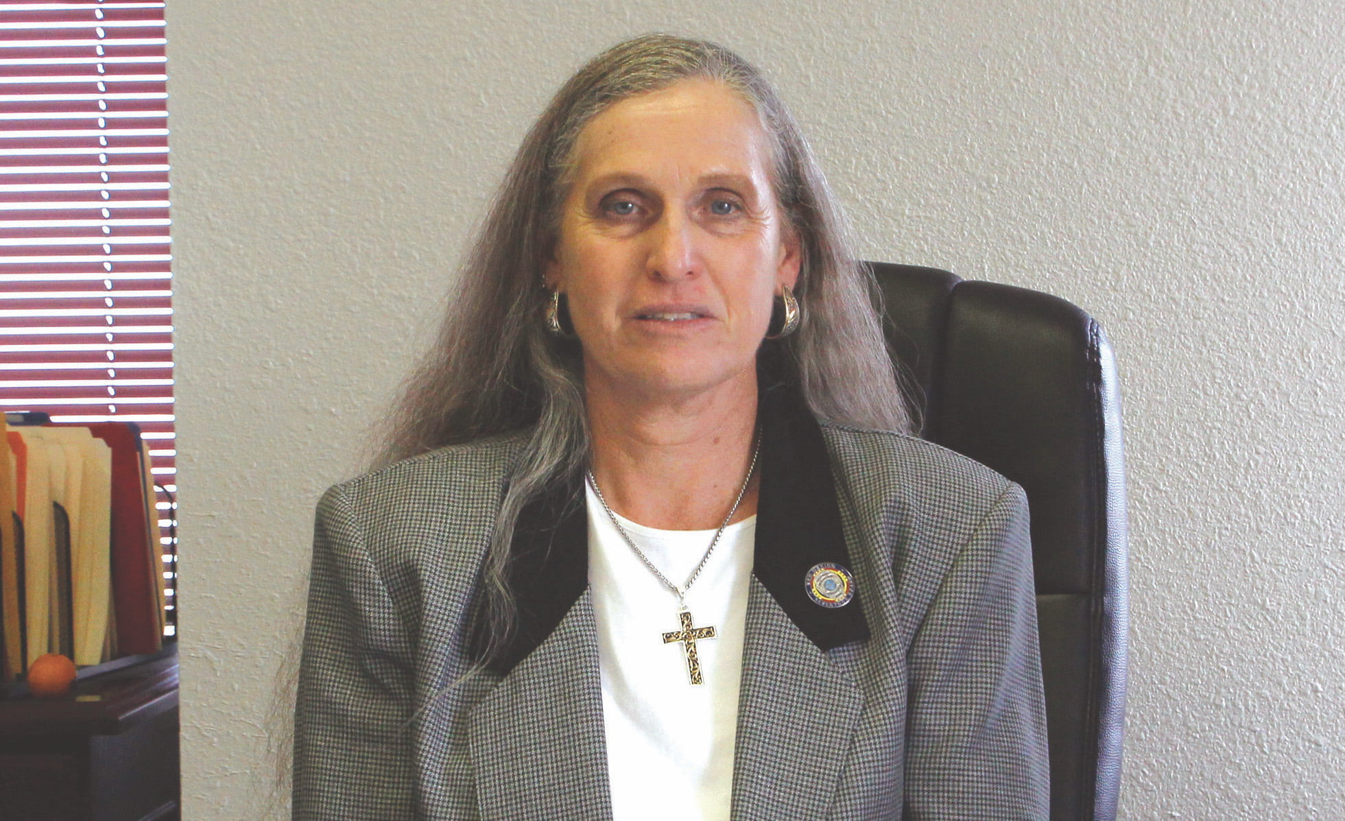 Garland is first female director of Livestock Board