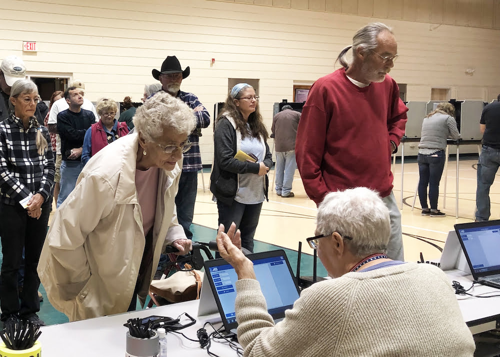 Recount: Same results in three races