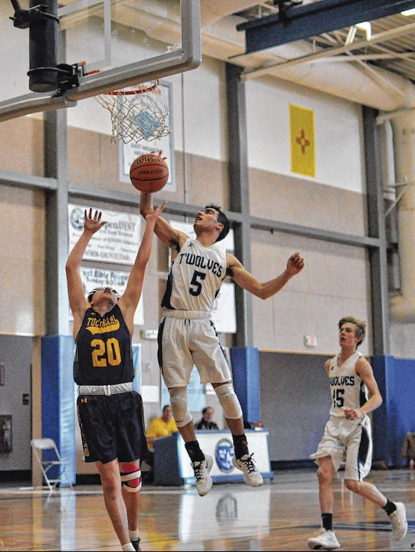 'Effort is there' for winless East Mountain boys basketball