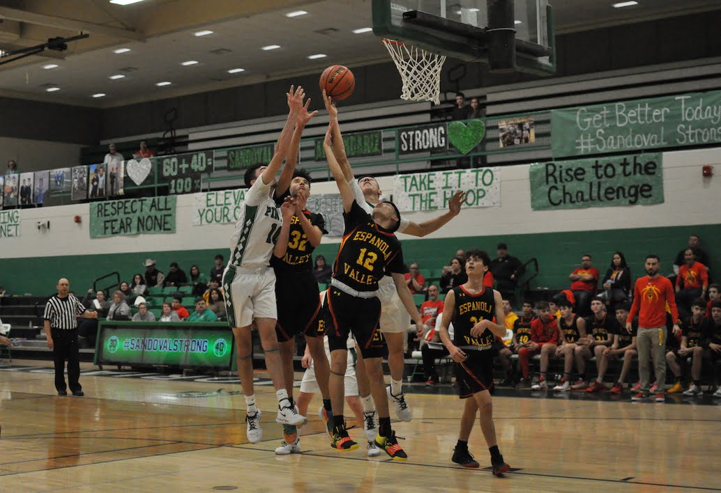 Pintos play 'a heck of a game' but come up short in loss to Española Valley