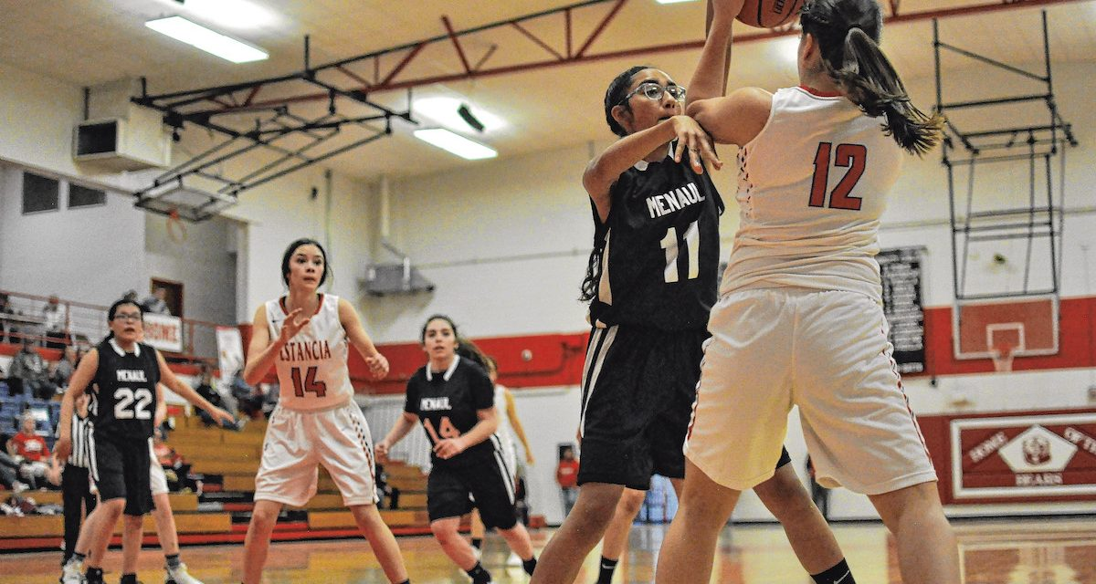 Lady Bears suffer heartbreaking loss to NACA after win over Menaul