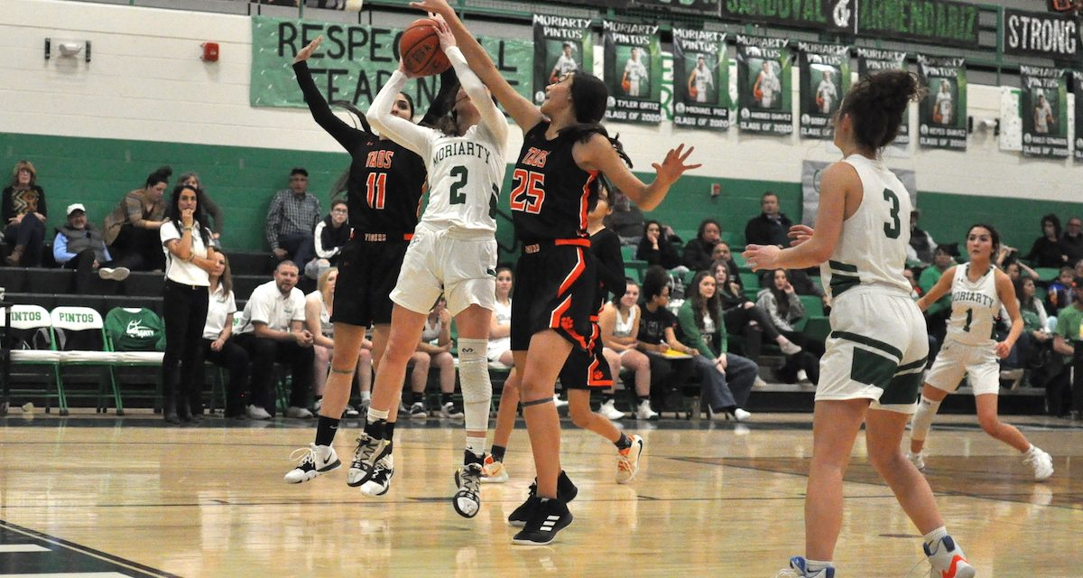 Lady Pintos come up short in recent losses to Taos, Pojoaque Valley
