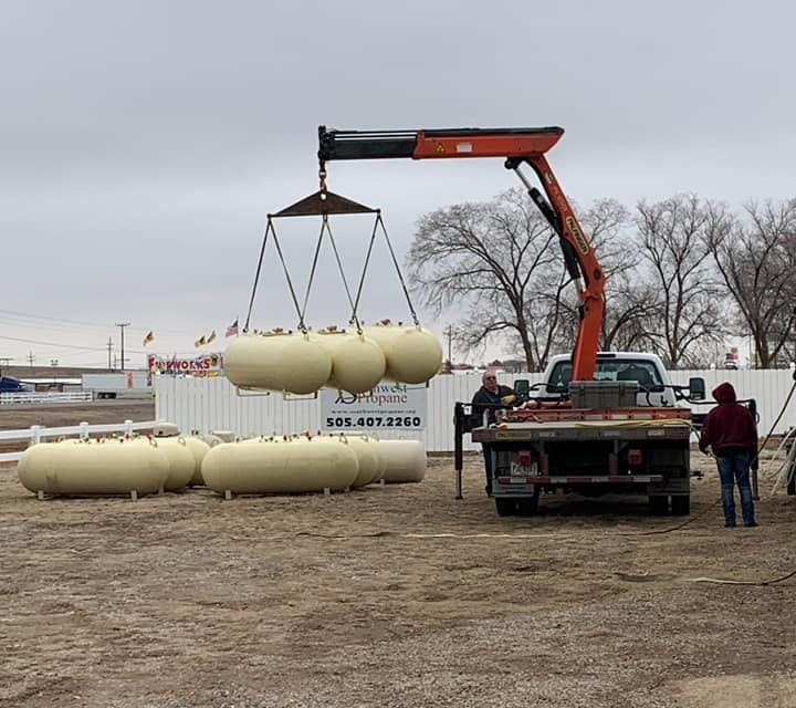 Biz Buzz: Southwest Propane and Canon's Septic under one roof and a new restaurant in Moriarty