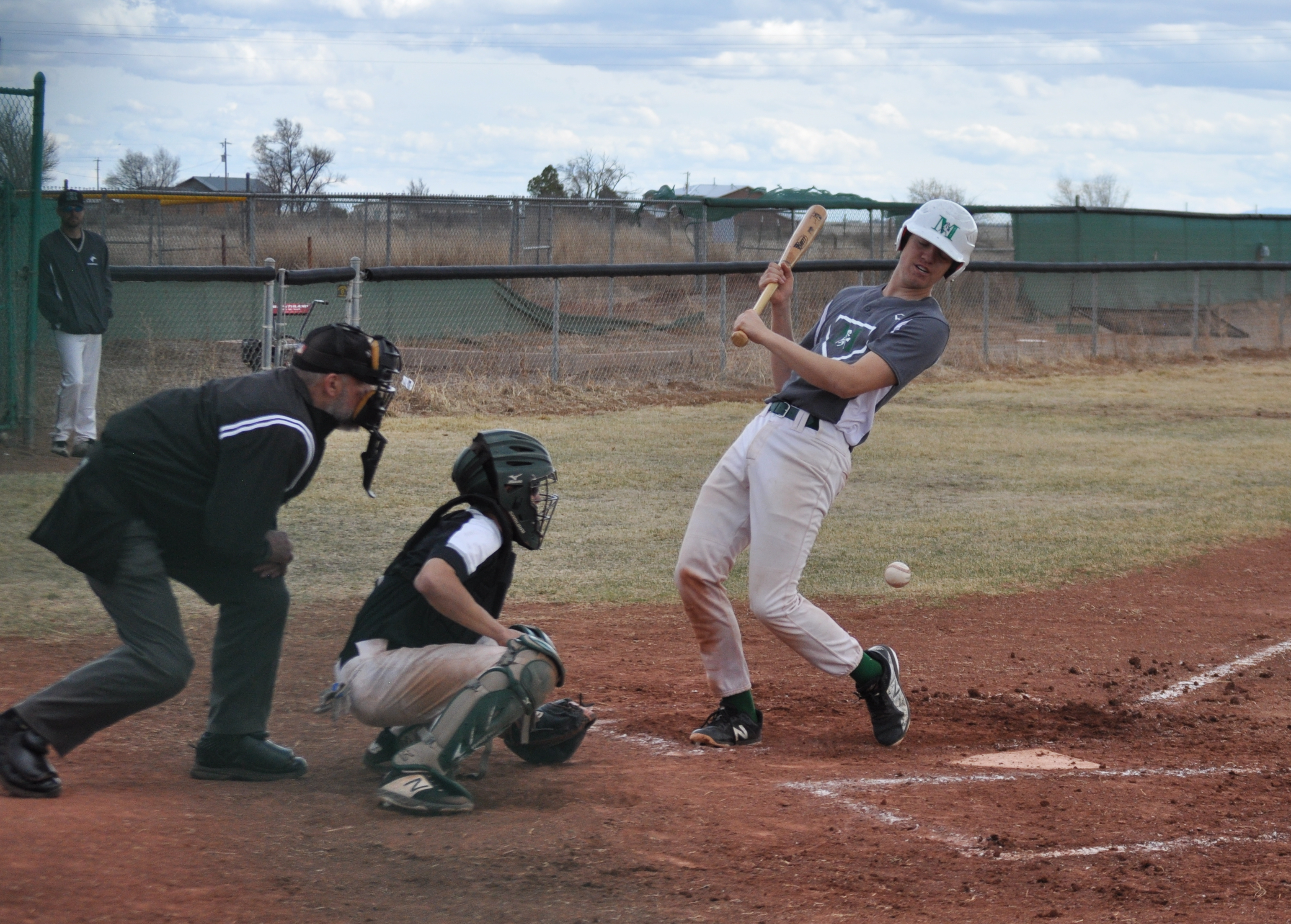 Moriarty Pintos play 'better at the end' in loss to Hope Christian
