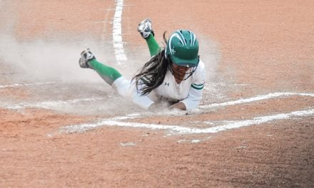 Moriarty softball opens season with walk-off win over Sandia Prep
