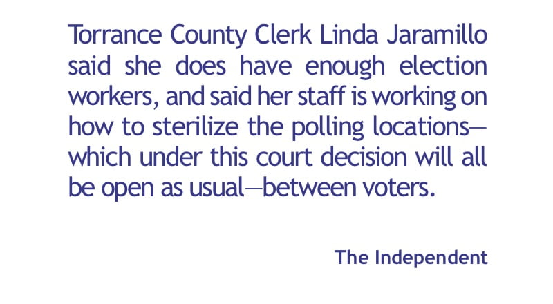 Supreme Court says June 2 primary stands