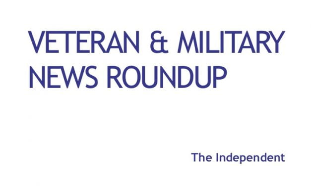 Veteran & Military News Roundup