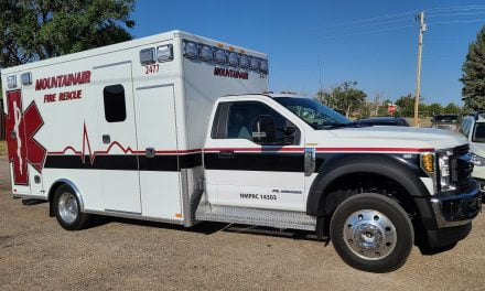 Mountainair's new ambulance is 'life-changing' to residents
