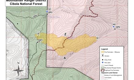Conflicting info: No, the fire isn't out