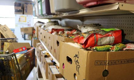 Food Pantries continue to serve through pandemic