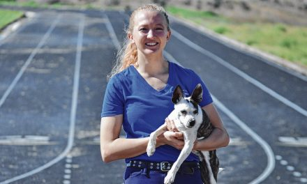 East Mountain standout runner elevated her game at Lubbock Christian