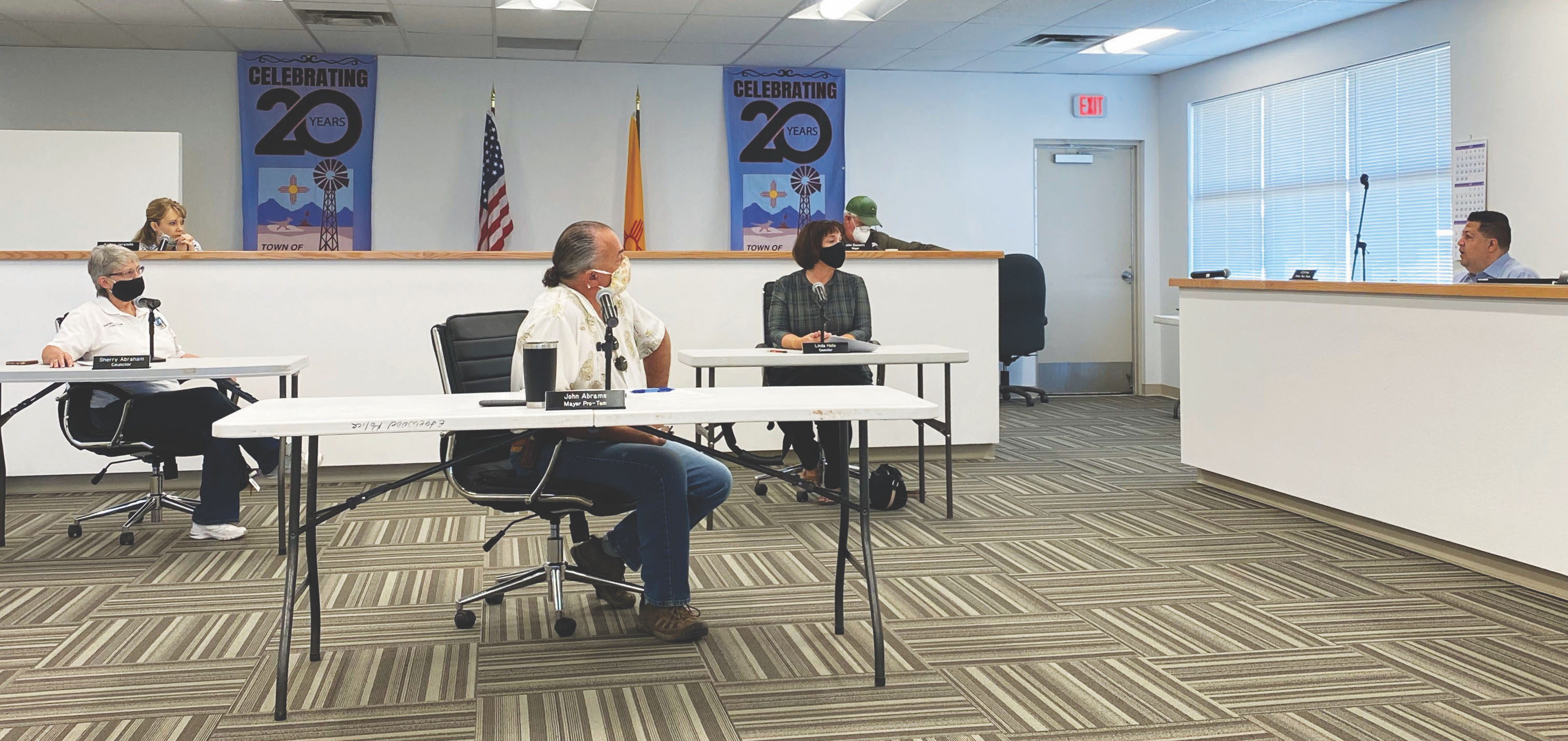 Long closed session, no action on lawsuit in Edgewood