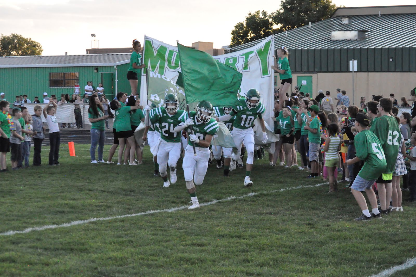A fall without football in Moriarty: Missing everything about the game, especially Pete Sandoval