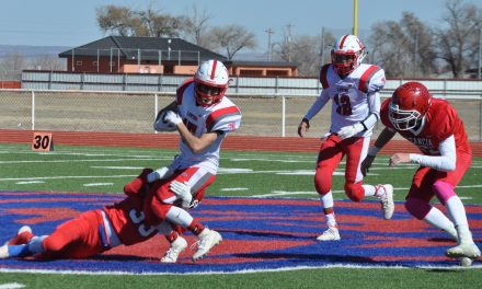 A fall without football has Estancia players and coaches working toward 2021