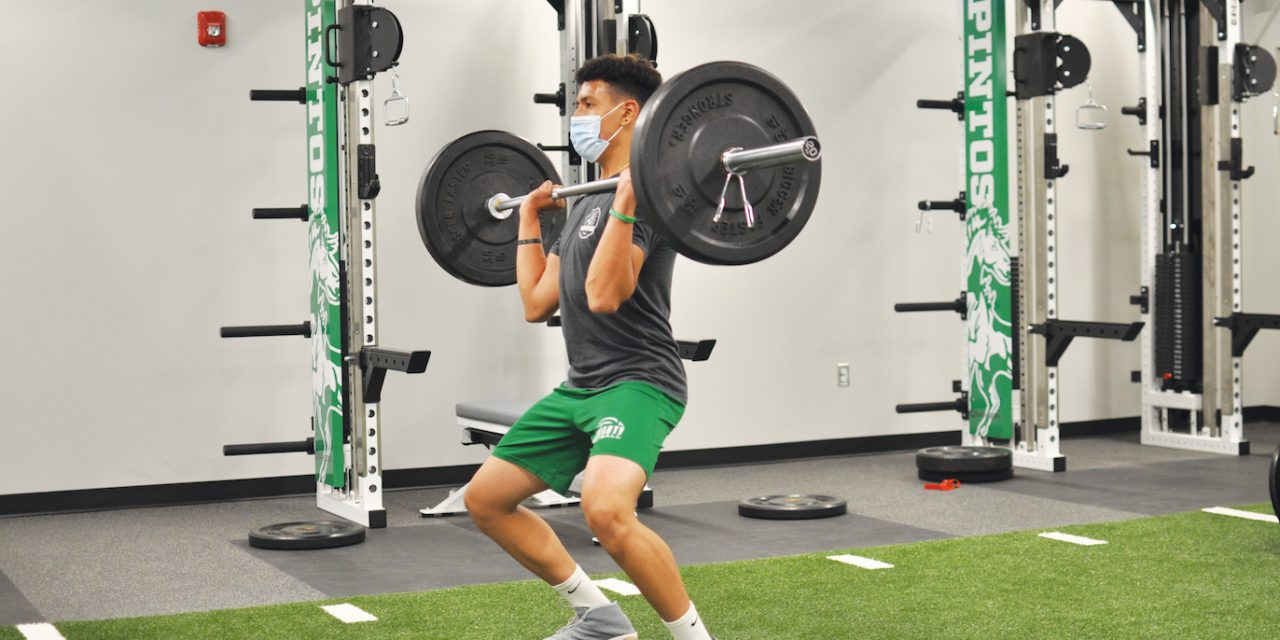 NMAA expands pod sizes, green-lights workouts for fall contact sports