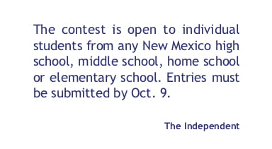 New Mexico Veterans Memorial launches video contest