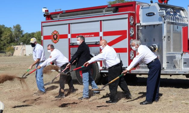 'Moving forward': New fire station for Moriarty