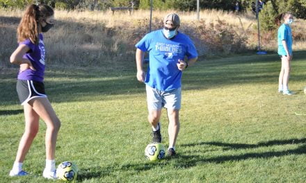 EMHS girls soccer: 'super-happy' to be working out despite smaller pods