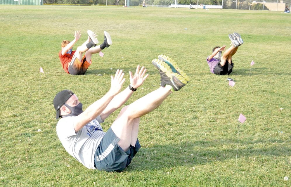 East Mountain cross country runners excited about new coach