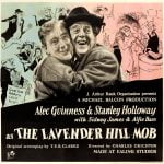 Movies in the Mountains (in Exile) suggests The Lavender Hill Mob