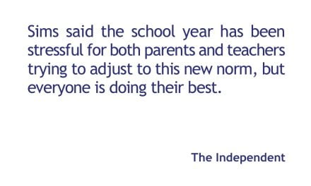 Schools adjust to the rise in Covid cases