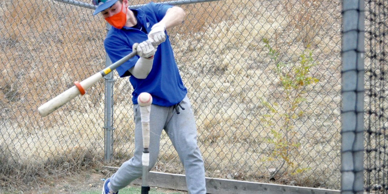 East Mountain's offseason baseball workouts sidelined soon after they start