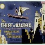 Free Movies in the Mountains (in Exile) suggests The Thief of Bagdad