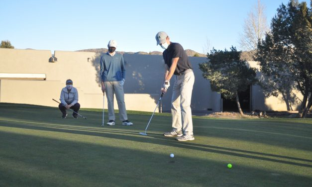 Offseason workouts helped East Mountain's new golf coach 'get to know the kids'