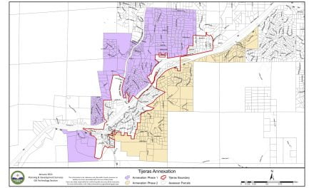 Tijeras moving forward with annexation plan