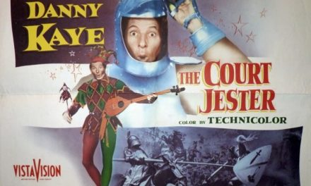 Movies in the Mountains (in Exile): Danny Kaye as The Court Jester