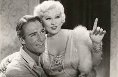 Free Movies in the Mountains (in Exile)suggests Mae West in 'Go West, Young Man'