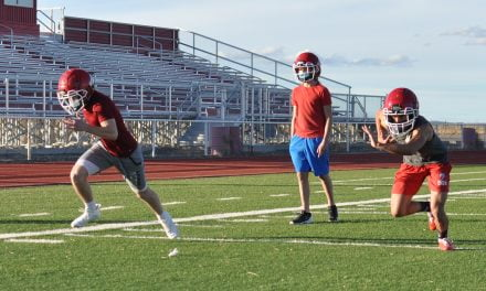 Moriarty and Estancia high school football is 'moving full steam ahead'