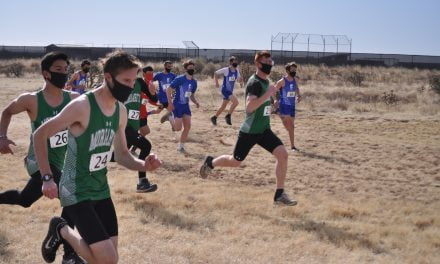 East Mountain's Dewey, Estancia's Perea take top spots at Moriarty meet