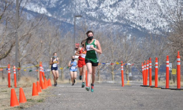 East Mountain's Dewey wins bronze at state as 'wonky' cross country season ends