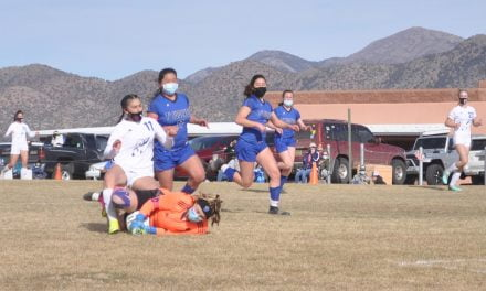 East Mountain girls soccer splits its first two games of spring season