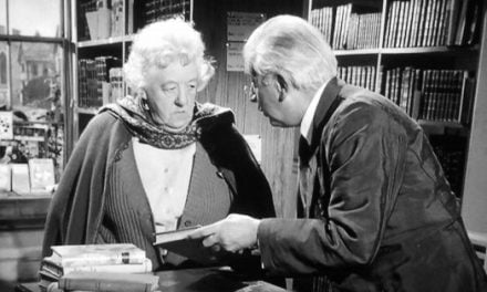 Free Movies in the Mountains [in Exile]recommends Miss Marple in Murder She Said