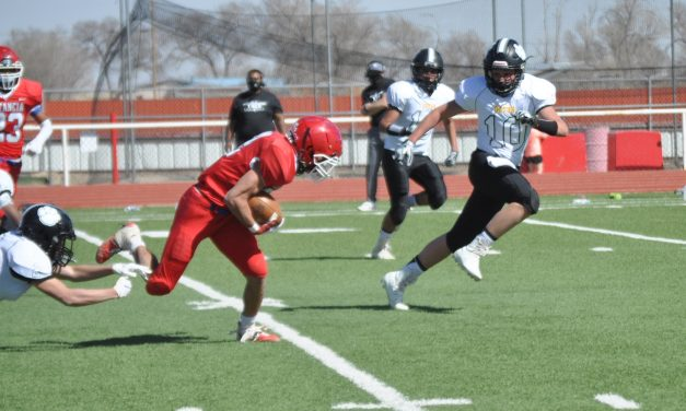 Estancia's 'young and inexperienced' football team falls to Raton